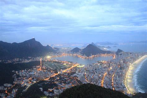 Way Off The Track In Rio De Janeiro… Triptrotting