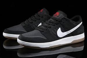 Nike SB Zoom Dunk Elite Black White Gum   SneakerNews.com