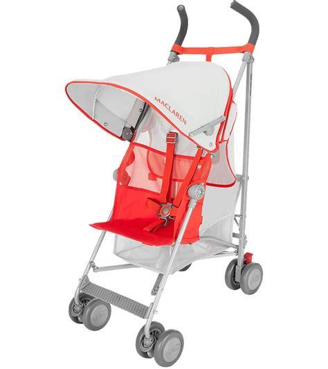 Maclaren Reclining Umbrella Stroller by Maclaren Volo Lightweight Travel Stroller Washable Seats