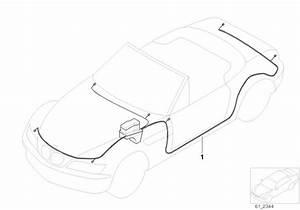 Vehicle Electrical System Parts Z3 1 9 Roadster Z3