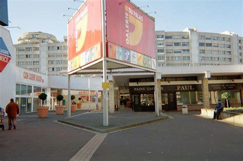 bureau de poste 8 centre commercial les galeries du palais créteil