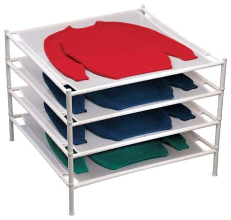 sweater drying rack stackable sweater drying rack contemporary drying