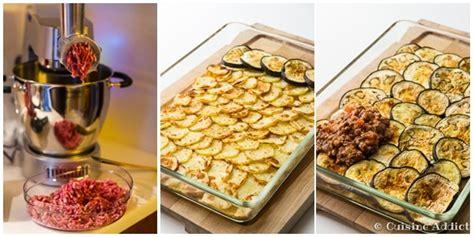 cuisine grecque moussaka la vraie moussaka grecque cuisine addict cuisine addict de cuisine et coloré