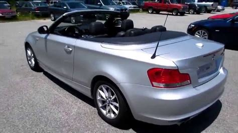 Bmw 128i by 2011 Bmw 128i Convertible Walkaround Start Up Tour And