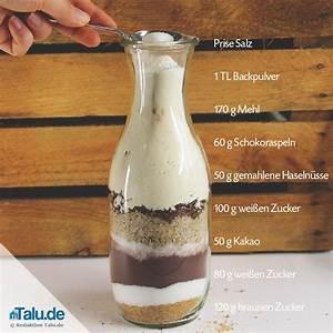 Brownies Im Glas : backmischung im glas verschenken 4 leckere rezepte ~ Orissabook.com Haus und Dekorationen
