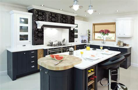 Monochrome Latest Kitchen Trends