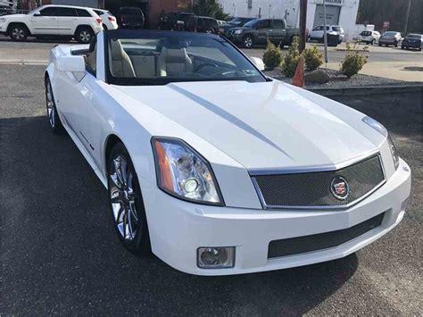 2008 Cadillac Xlr-v For Sale