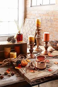 fall is definitely in the air with the return of a pier 1 With what kind of paint to use on kitchen cabinets for rod iron candle holder