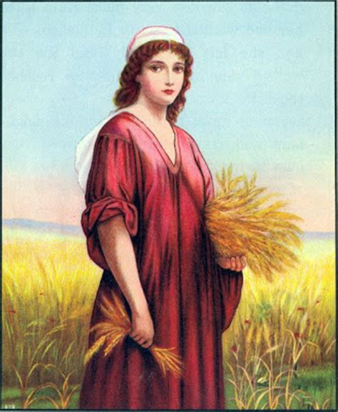 Bible Story Ruth Naomi For Ren Free