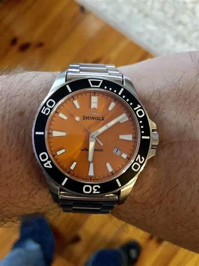 Shinola Automatic Watches