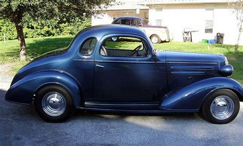Pj From Dodo Juice  1936 Chevy Coupe Show Car Makeover