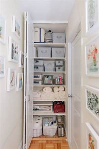 Storage, Closet, Organization, U0026, Bathroom, Makeover