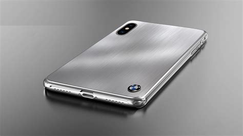 bmw apple iphone series steel edition luxurious