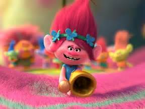Trolls 2016 Movie Poppy