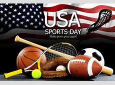 USA Sports Day WUR