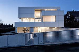 Häuser Am Hang Bilder : haus am hang modern h user d sseldorf von stufe 4 architektur ~ Eleganceandgraceweddings.com Haus und Dekorationen
