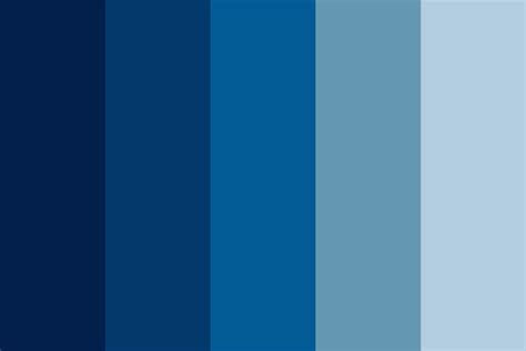 color combinations with blue 36 beautiful color palettes for your next design project