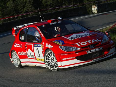 Peugeot Motors by Top 5 Peugeot Rally Cars Only Motors