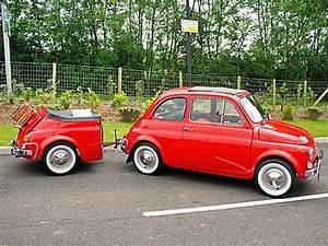 Fiat 500 Ancienne Italie : ancienne fiat 500 avec sa remorque ancienne remorque pinterest remorque voiture voiture ~ Medecine-chirurgie-esthetiques.com Avis de Voitures