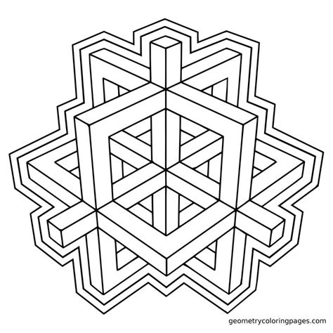 axis adult coloring pages geometric coloring pages