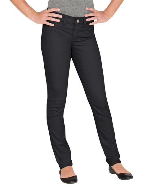 Juniors Schoolwear Super Skinny Stretch Pants Dickies