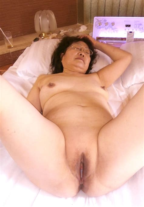 411297  In Gallery 60 Plus Asian Granny Picture 1