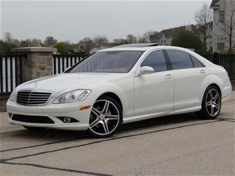 2008 Mercedes-benz S 550 For Sale By Owner In Livermore