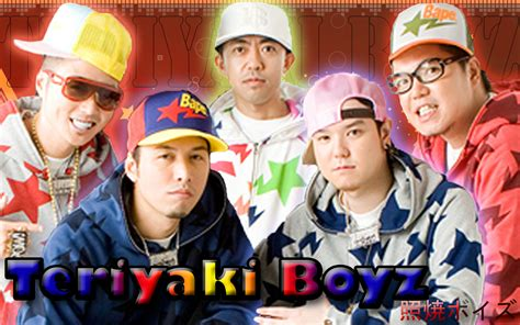 Teriyaki Boyz By Td-yukiryuu On Deviantart