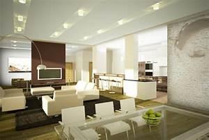 Wohnzimmer Beleuchtung Ideen : 61 coole beleuchtungsideen f r wohnzimmer ~ Yasmunasinghe.com Haus und Dekorationen