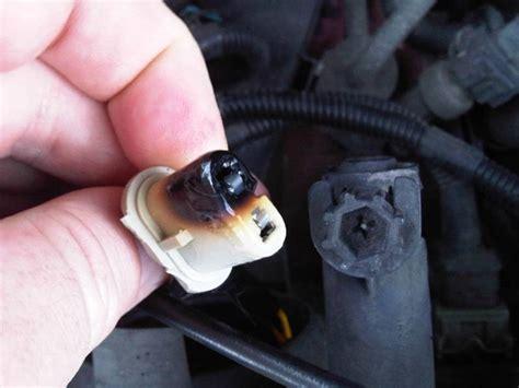 Headlight Wiring Repair