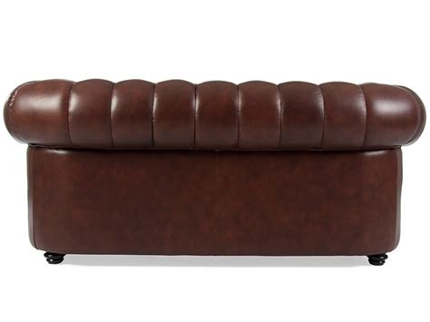 canapé chesterfield marron canapé chesterfield 2 places marron