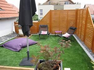 concevoir le pourtour de sa terrassecomment faire le bon With comment amenager un jardin tout en longueur 12 quatre idees deco pour amenager votre terrasse maison