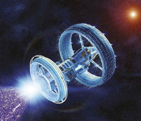 FASTER-THAN-LIGHT TRAVEL: IS A WARP DRIVE REALLY POSSIBLE?