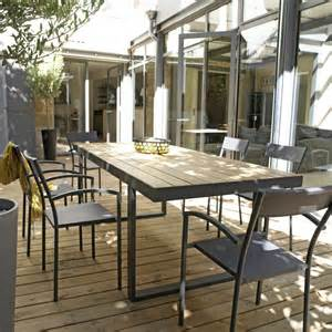 Salon Jardin Aluminium Castorama by 45 Salons De Jardin Pour Un Repas Ensoleill 233 Et Convivial