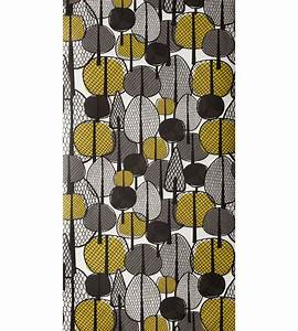 Longueur Rouleau Papier Peint : papier peint gracewood 1 rouleau larg 53 cm curry ~ Premium-room.com Idées de Décoration