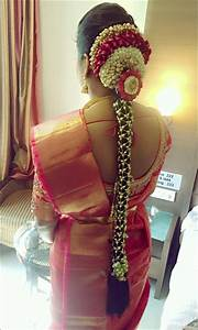 South Indian Bridal Hairstyles For Medium Hair HairStyles