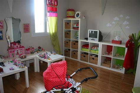 jeu de decoration de chambre idée salle de jeux