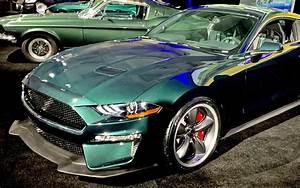 Production Begins On Steve McQueen Edition Bullitt Mustang
