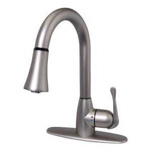 glacier bay kitchen faucet replacement parts glacier bay new touch single handle kitchen faucet with pull sprayer glacier bay faucet
