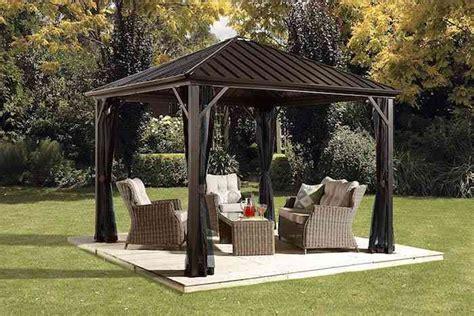 5 Best 12x12 Gazebo To Buy in 2020 (with Pictures) - Home ...