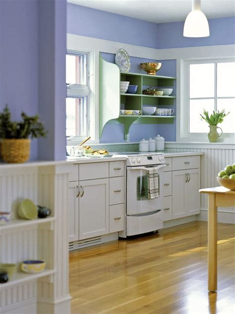 Best Colors For A Small Kitchen €� Painting A Small Kitchen