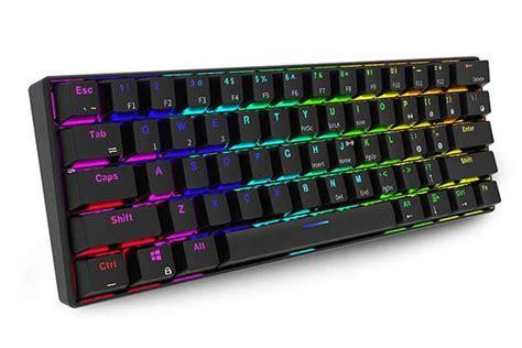 rk rk  key compact wireless mechanical keyboard