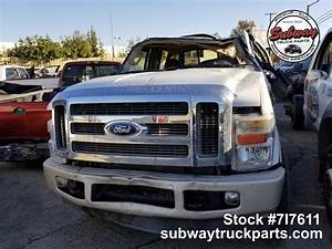 Used Parts 2010 Ford F350 6 4l King Ranch 4x4