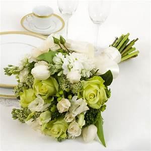 Basic Green and White | Yola Guz Wedding Flowers