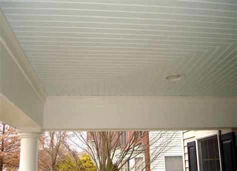 Blue Porch Ceilings Design Build Planners