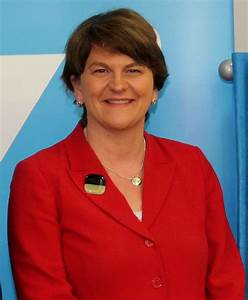 Arlene Foster and Democratic Unionist Party support ...