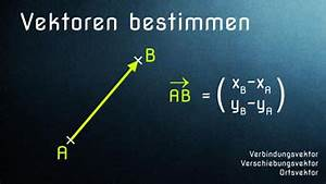 Fehlende Koordinaten Berechnen Vektoren : mathe videos matheretter ~ Themetempest.com Abrechnung