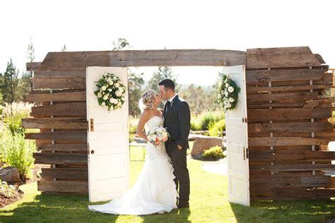 J + B's Rustic Country Wedding In Oregon