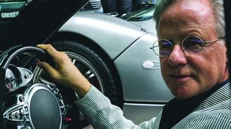Is an italian manufacturer of sports cars and carbon fibre. Il sogno realizzato di Horacio Pagani: l'intervista all ...