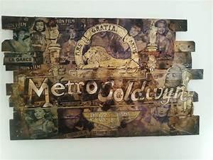 Deco Murale Vintage : decoration murale vintage ~ Melissatoandfro.com Idées de Décoration
